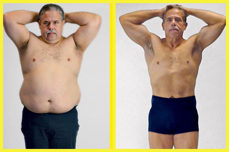 fitness transformations